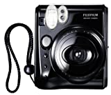 FUJIFILM インスタントカメラ チェキ instax mini 50S ピアノブラック INS MINI 50S BL