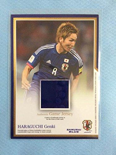 2015-16 日本代表カード 原口元気 ジャージカード 50枚限定