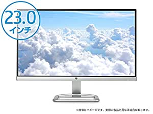 HP 23erモニター (23インチワイド/フルHD/IPS/非光沢)