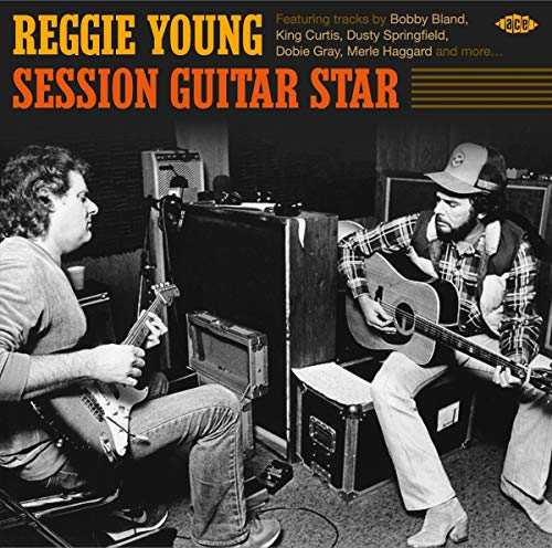 Reggie Young - Session Guitar Star