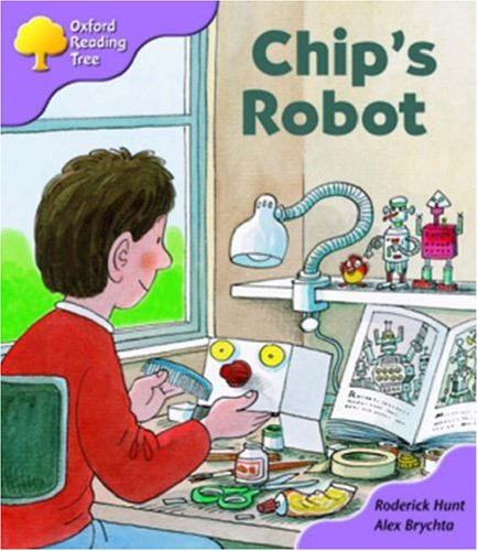 Oxford Reading Tree: Stage 1+: More First Sentences B: Chip's Robotの詳細を見る