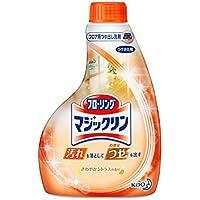 フローリングマジックリン フロア用掃除道具 つや出しスプレー 付替用 400ml Japan