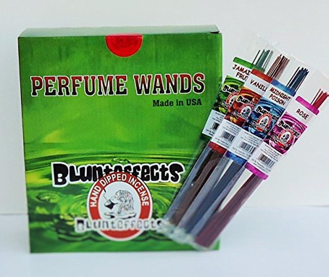 些細無しまっすぐにするBlunteffects hand-dipped Incense表示72 Count