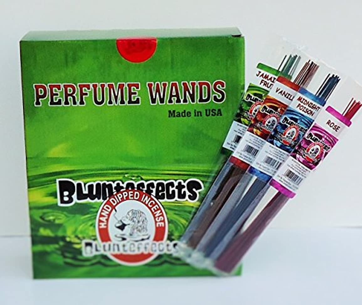 架空の過去聖なるBlunteffects hand-dipped Incense表示72 Count