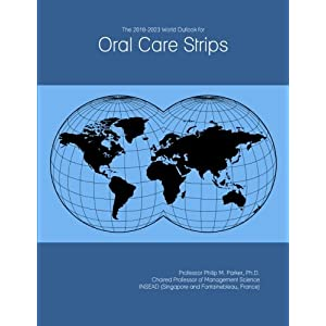 The 2018-2023 World Outlook for Oral Care Strips