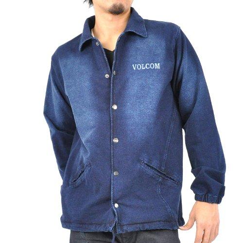 (ボルコム) VOLCOM メンズジャケット A16114JE VBJ Coach