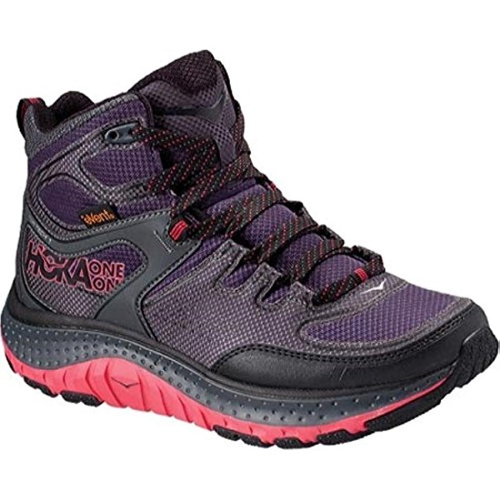 甘くするクランプポインタ(ホカ オネオネ) Hoka One One レディース シューズ?靴 ブーツ Tor Tech Mid Waterproof Hiking Shoe [並行輸入品]