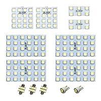 2LOOP(ツーループ) 3チップSMD13点 エルグランド E51系 LEDルームランプ -電球色