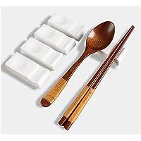 箸置き スプーン置き 和食器 おしゃれ 陶器製 5個セット