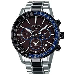 [セイコー]SEIKO アストロン ASTRON GPSソーラーウォッチ ソーラーGPS衛星電波時計 コアショップ専用 流通限定モデル 腕時計 メンズ SBXC009