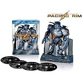 Pacific Rim/パシフィック・リム コレクターズ・エディション 輸入盤 Blu-ray+3D+DVD ジプシー・デンジャー・ケース [Import]