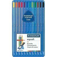 ステッドラー エルゴソフト色鉛筆 12色セット