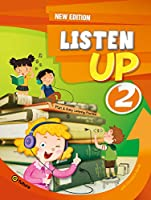 e-future 英語教材 Listen Up 2nd Edition Level 2 Student Book 2枚組CD付