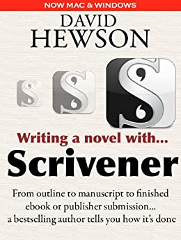 Writing a Novel with Scrivener by [Hewson, David]