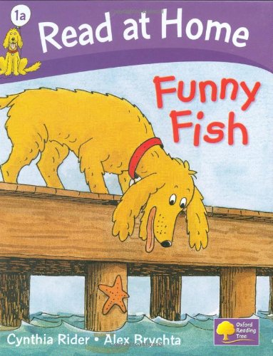 Read at Home: Funny Fish, Level 1a (Read at Home Level 1a)の詳細を見る