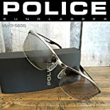 ポリス POLICE サングラス チタン製 に日本製 ジャパンモデル 軽量 S8913J-583S