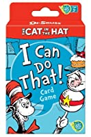 Dr. Seuss Cat in the Hat Card Game [並行輸入品]