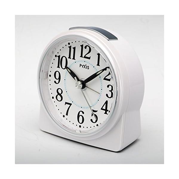 セイコー クロック 目覚まし時計 アナログ P...の紹介画像2