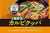 [冷凍]ニップン 5種野菜のカルビクッパ 330g×12袋
