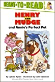 HEN&MUD & ANNIES PERFECT (Henry & Mudge)