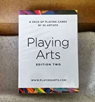 Playing Arts Edition Two Playing Cards New Deck