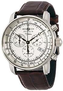 [ツェッペリン]ZEPPELIN 腕時計 Special Edition 100 Years Zeppelin アイボリー 76801 メンズ 【正規輸入品】