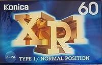 Konica カセットテープ XR・I 60分 XRI60N