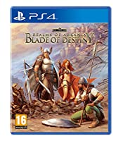 Realms of Arkania Blade of Destiny (PS4) (輸入版)