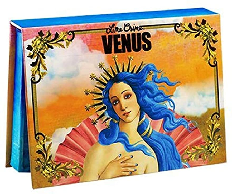 発見睡眠モートLIME CRIME Venus Pressed Powder Palette