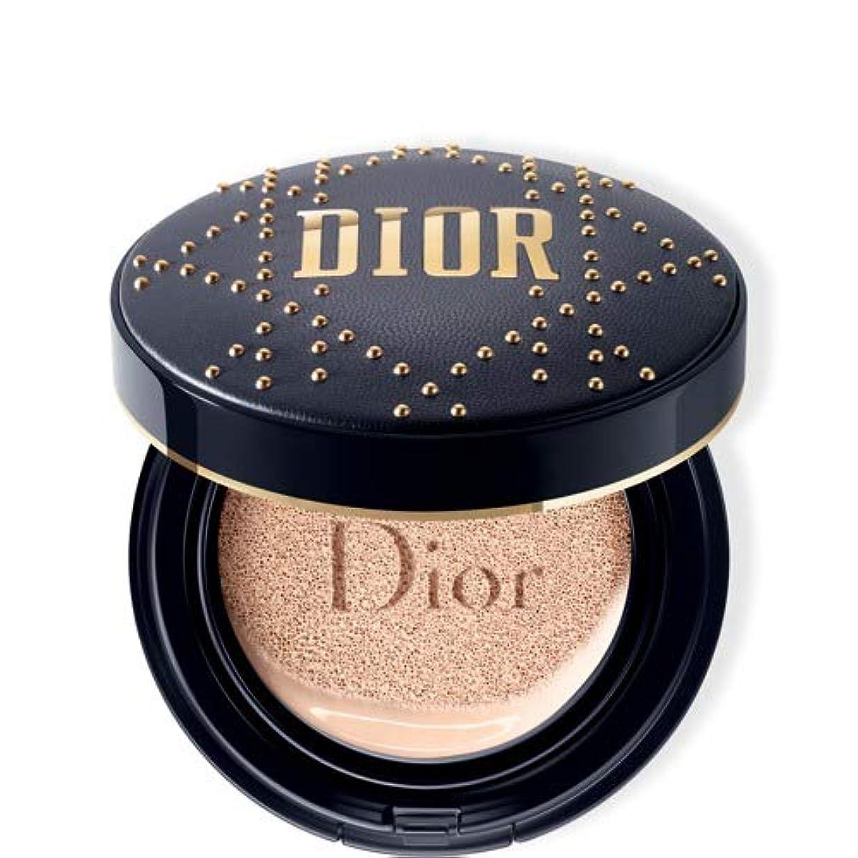 アセンブリ医薬品交通Dior ディオールスキン フォーエヴァー クッション - 限定スタッズ カナージュ ケース #030