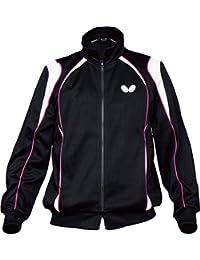 バタフライ(Butterfly) 卓球 トレーニングジャケット ユニセックス XU?ジャケット