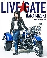 【Amazon.co.jp限定】 NANA MIZUKI LIVE GATE 〔Blu-ray〕(オリジナル缶バッチ&ポストカード+メーカー多売:B2...