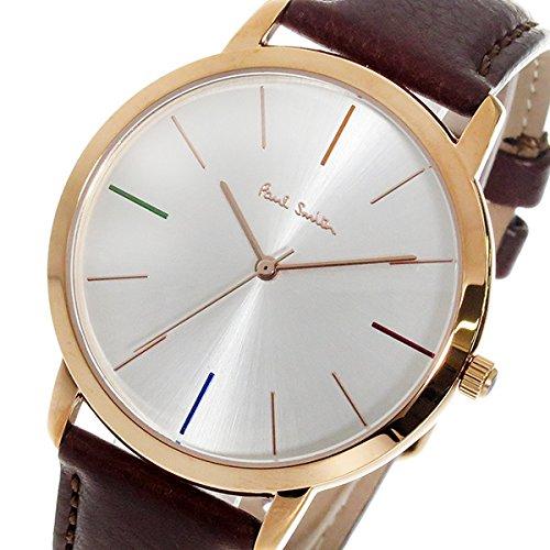 ポールスミス PAULSMITH エムエー MA クオーツ メンズ 腕時計 P10053 シルバー[並行輸入品]