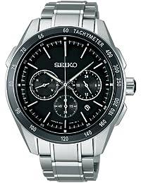 [セイコー]SEIKO 腕時計 BRIGHTZ ブライツ ソーラー電波修正 サファイアガラス スーパークリア コーティング 日常生活用強化防水 (10気圧) SAGA171 メンズ