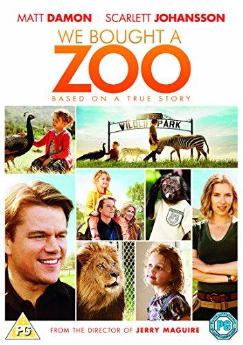 We Bought a Zoo [DVD] by Matt Damon