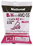 Panasonic AMC-S5 クリーナーパック (M型Vタイプ)(5枚入)  AMC-S5