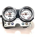 ホンダ 用 メーター ユニット VTR250 MC33 03~07年 ASSY ホワイト パネル スピードメーター タコメーター 社外品