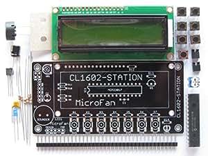 CL1602-STATION (I2C文字表示拡張ボード) キット