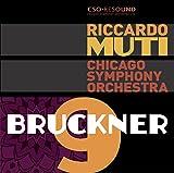 ブルックナー : 交響曲 第9番 (1894年版) (Bruckner : 9 (Symphony No.9) / Riccardo Muti   Chicago Symphony Orchestra) [CD] [Live Recording] [輸入盤] [日本語帯・解説付]