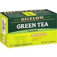 Bigelow Tea ビゲロークラシックグリーンティーカフェイン抜き、0.91オンス