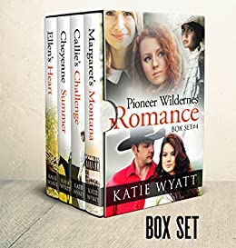 Mail Order Bride: Box Set #4: Inspirational Historical Western (Pioneer Wilderness Romance Box Set Series) by [Wyatt, Katie]