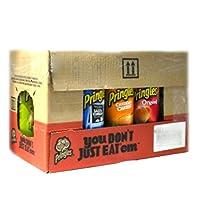 【賞味期限2019年5月以降】アメリカ版プリングルズ(Pringles)13種類14個おまかせセット※プリングルス [並行輸入品]