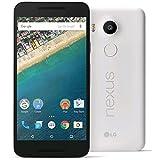 Google NEXUS 5X 32GB QUARTZ(White) LG-H791 SIMフリー [正規品]