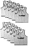 (ヒュンメル)hummel サッカーウェア トレーニングビブス タンクトップ HAK6006Z [メンズ] HAK6006Z 96 S.グレー L-O
