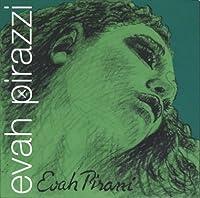 EVAH PIRAZZI エヴァピラッツィ 分数チェロ弦セット (3/4+1/2)