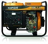 KIPOR ディーゼルエンジン発電機 KDE3.3E(60Hzモデル) 西日本地域専用