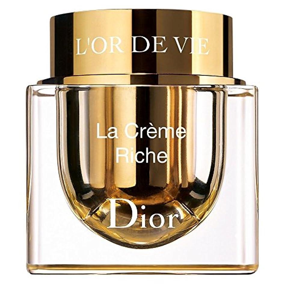 方言マットレス学んだ[Dior] ディオールラ?クレームのリッシュ - リフィル、50ミリリットル - Dior La Cr?me Riche - Refill, 50ml [並行輸入品]
