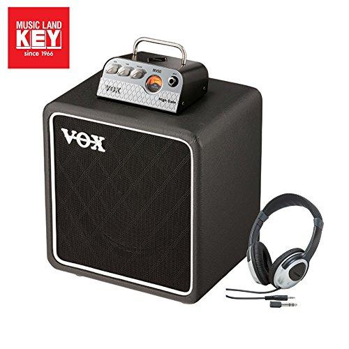 VOX MV50-HG High Gain + BC108 ギターアンプ ヘッド&キャビネット 【MUSICLAND KEYオリジナル ヘッドホンセット】