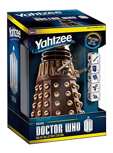 DOCTOR WHO DALEK YAHTZEE【直輸入品】