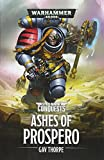 The Ashes of Prospero (Space Marine Conquests)
